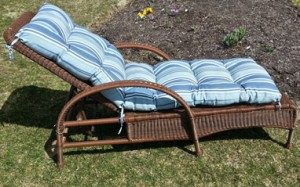 Adjustable Chaise Lounge Chair