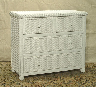 Decorating With Wicker Bedroom Furniture