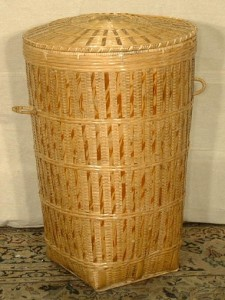 Bamboo wicker