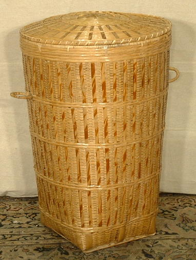 What Is Bamboo Wicker