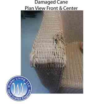10 Steps To Repair Missing Or Damaged Wicker Furniture Reed