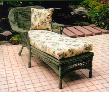Replacement Cushions For Outdoor Wicker Chaise Lounge