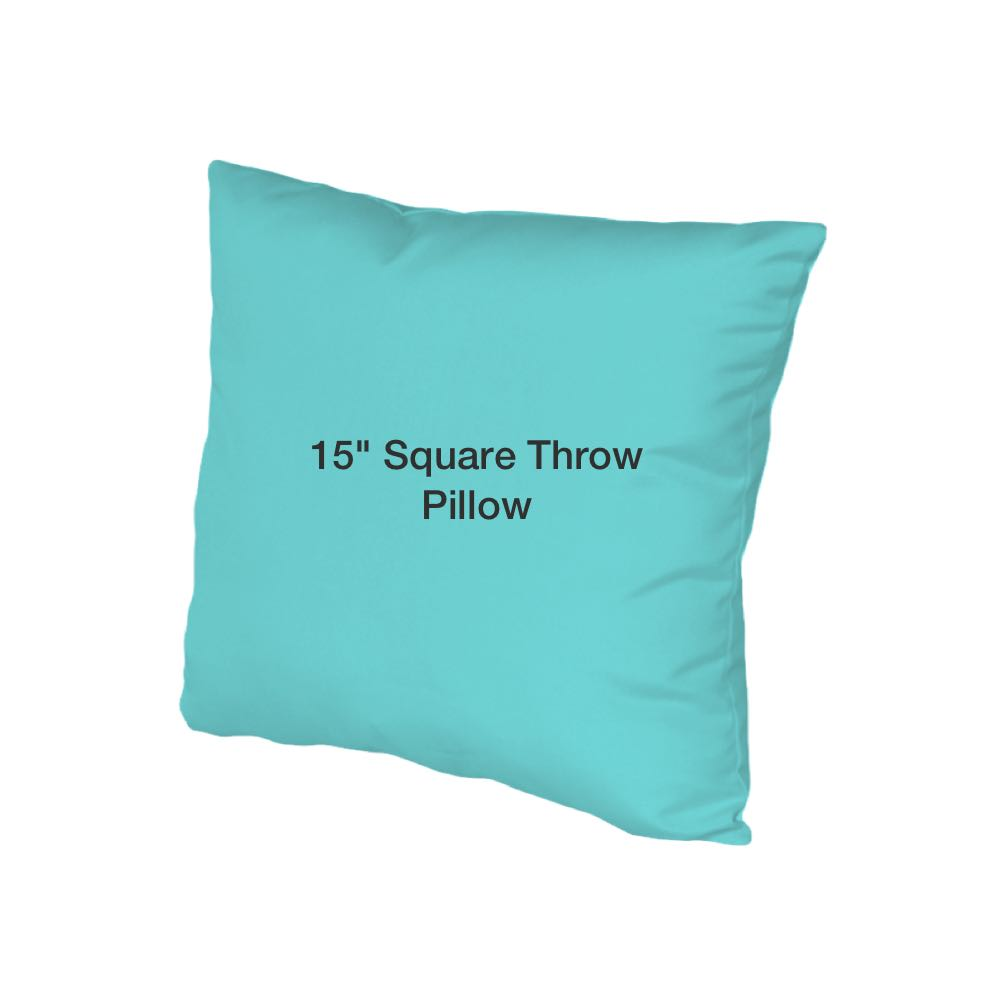Square Throw Pillow - Lloyd Flanders