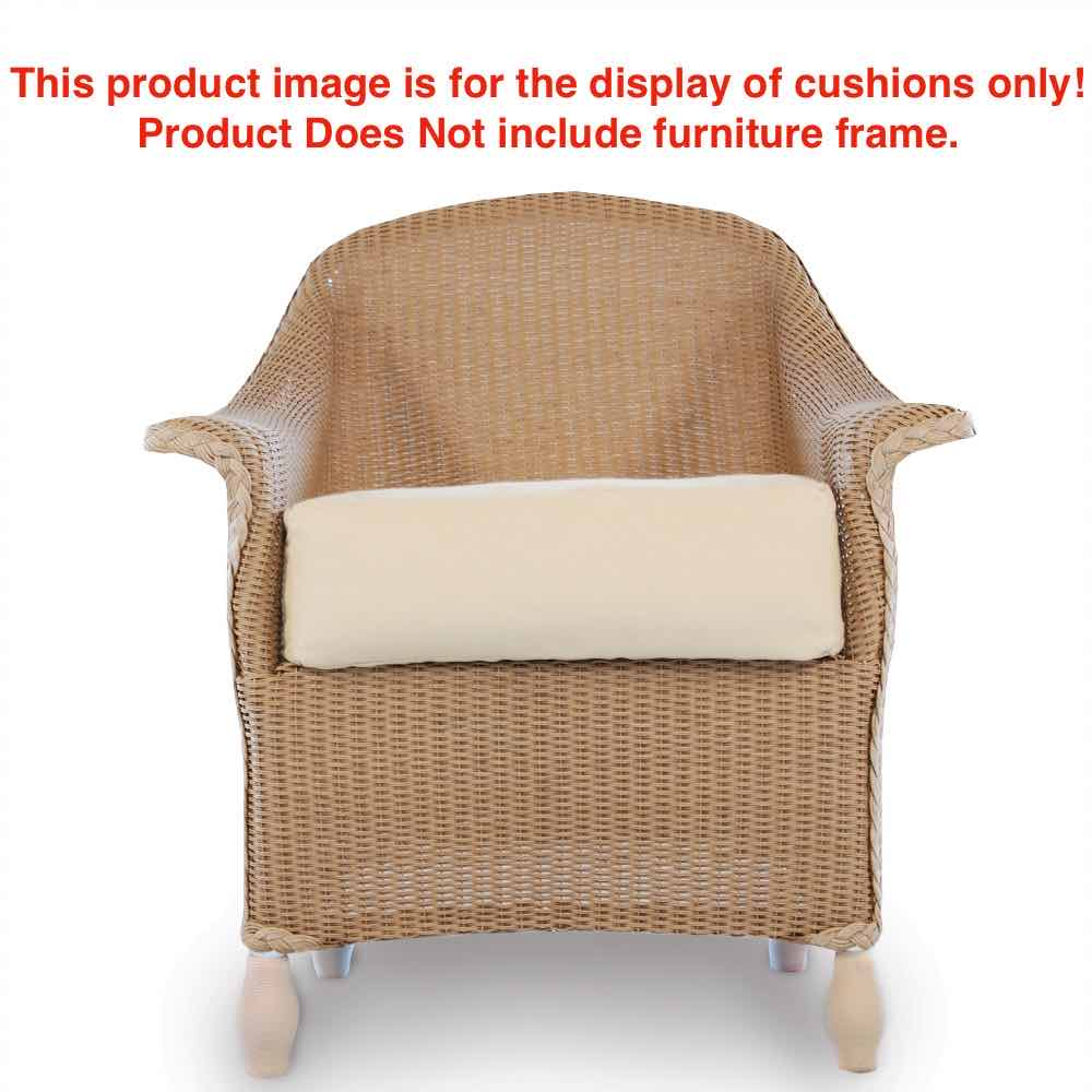 Replacement Cushions For Embassy Swivel Glider