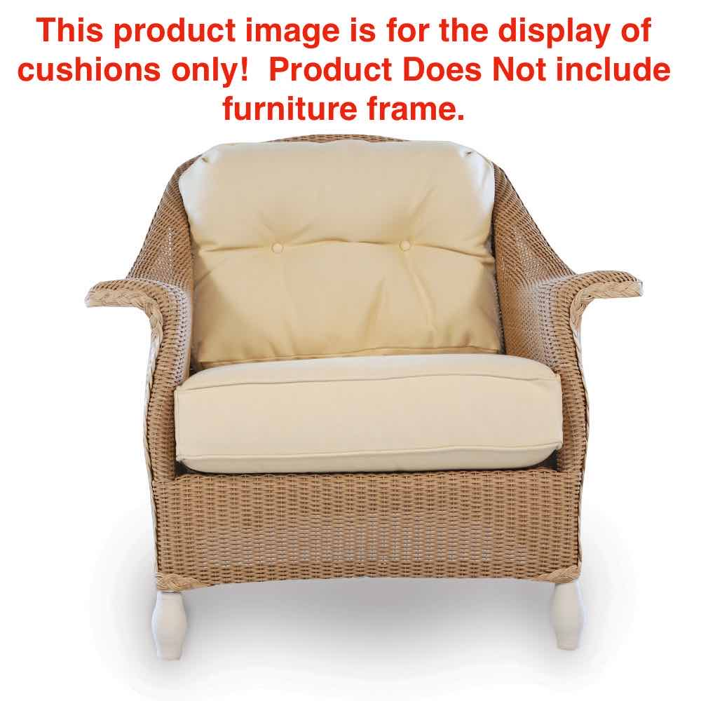Replacement Cushions For Embassy Lounge Chair