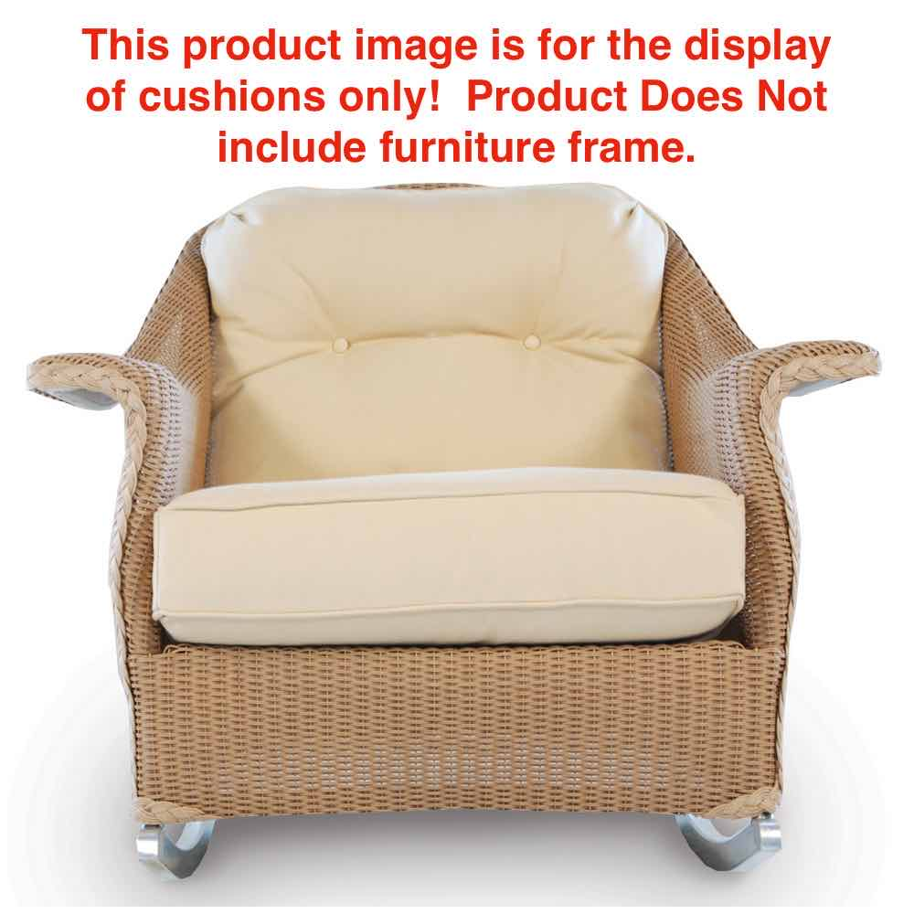 Replacement Cushions For Embassy Lounge Rocker