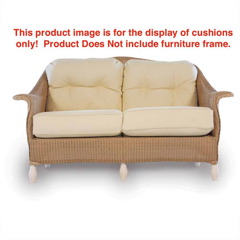 Replacement Cushions For Embassy Loveseat