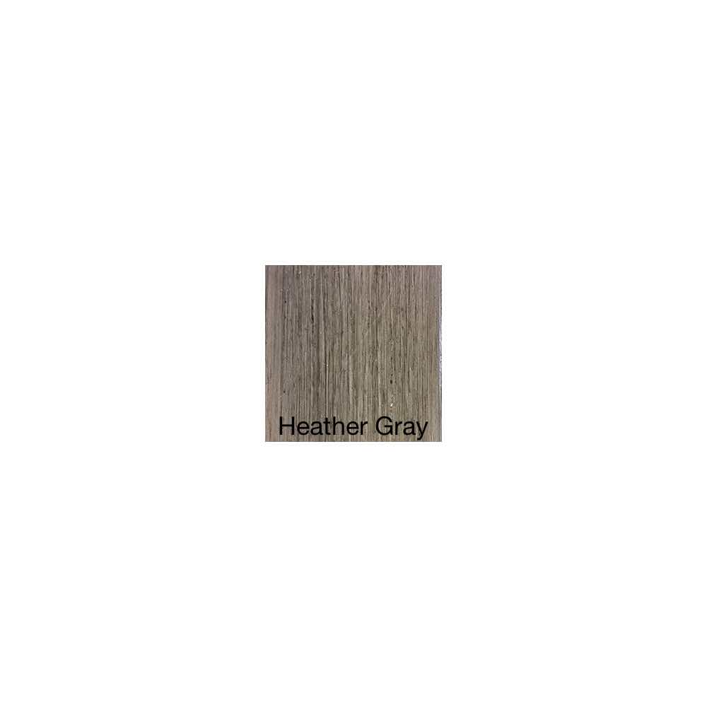 Lloyd Flanders Wildwood Heather Gray Teak Finish