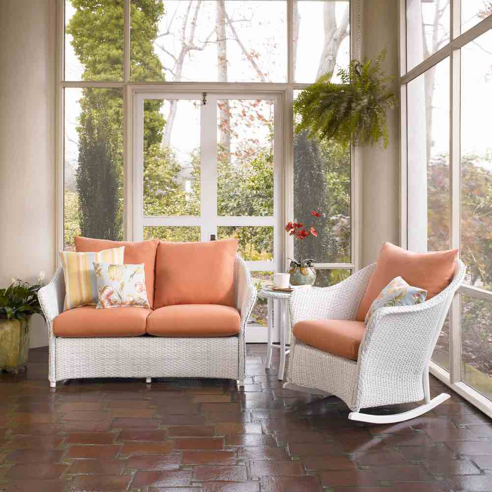 Lloyd Floanders Seating Group with Rocker