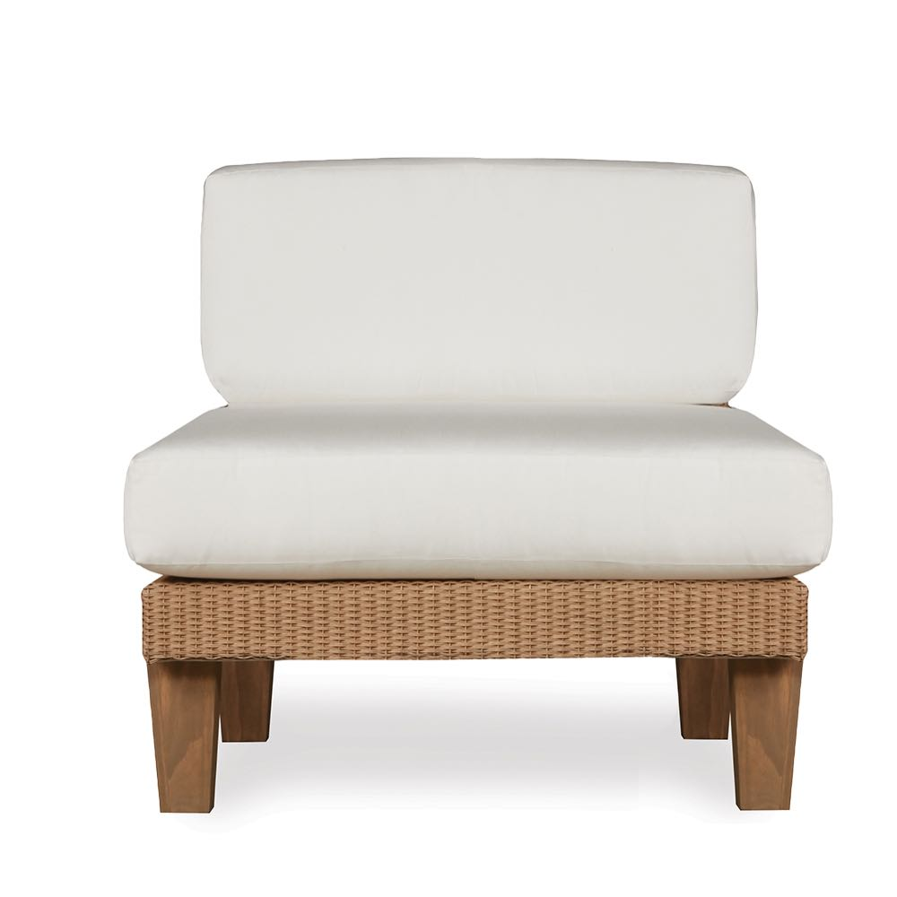 Lloyd Flanders Catalina Sectional Armless Lounge Chair