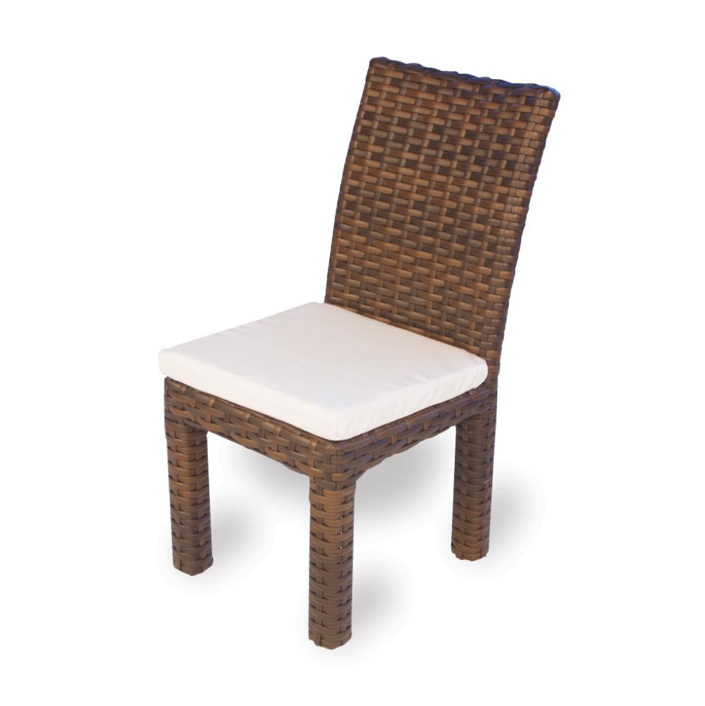 Lloyd Flanders Contempo Resin Wicker Dining Chair