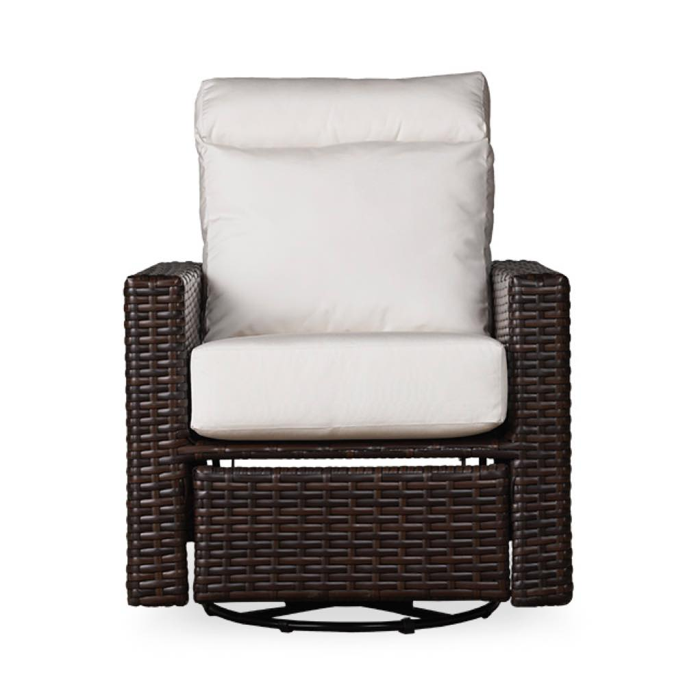 Superb Lloyd Flanders Contempo Outdoor Wicker Recliner Swivel Glider Pabps2019 Chair Design Images Pabps2019Com