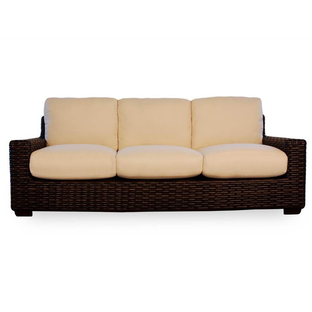 Lloyd Flanders Contempo Outdoor Wicker Sofa