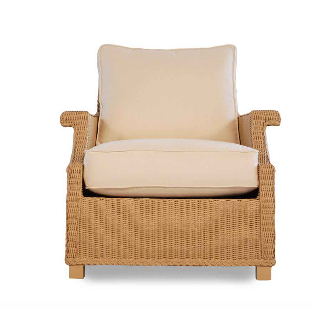 Lloyd Flanders Hamptons Deep Lounge Chair