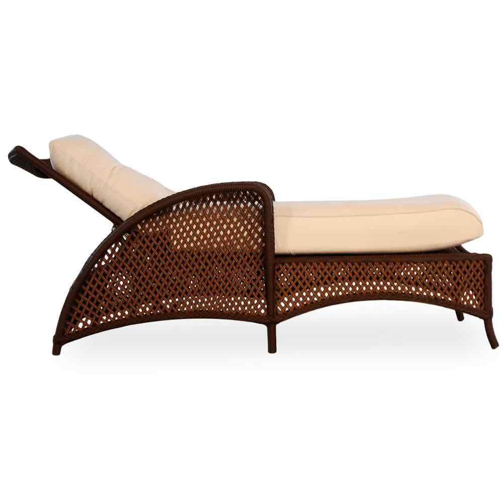 Lloyd Flanders Grand Traverse Chaise Lounge