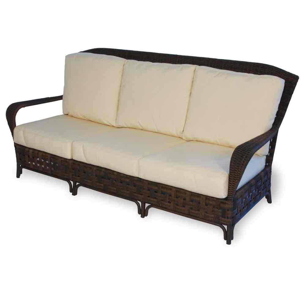 Lloyd Flanders Haven Outdoor Wicker Sofa