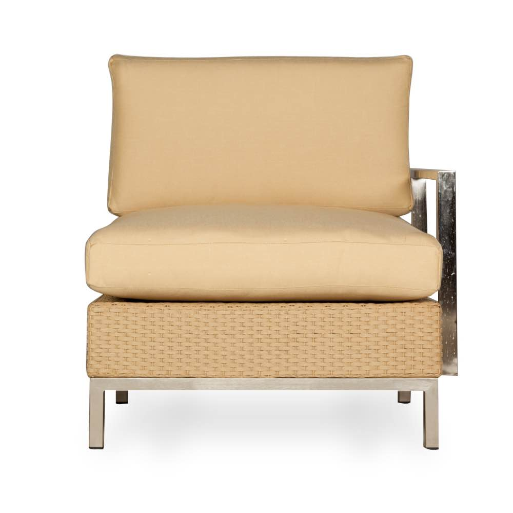 Lloyd Flanders Elements Left Arm Sectional Lounge Chair