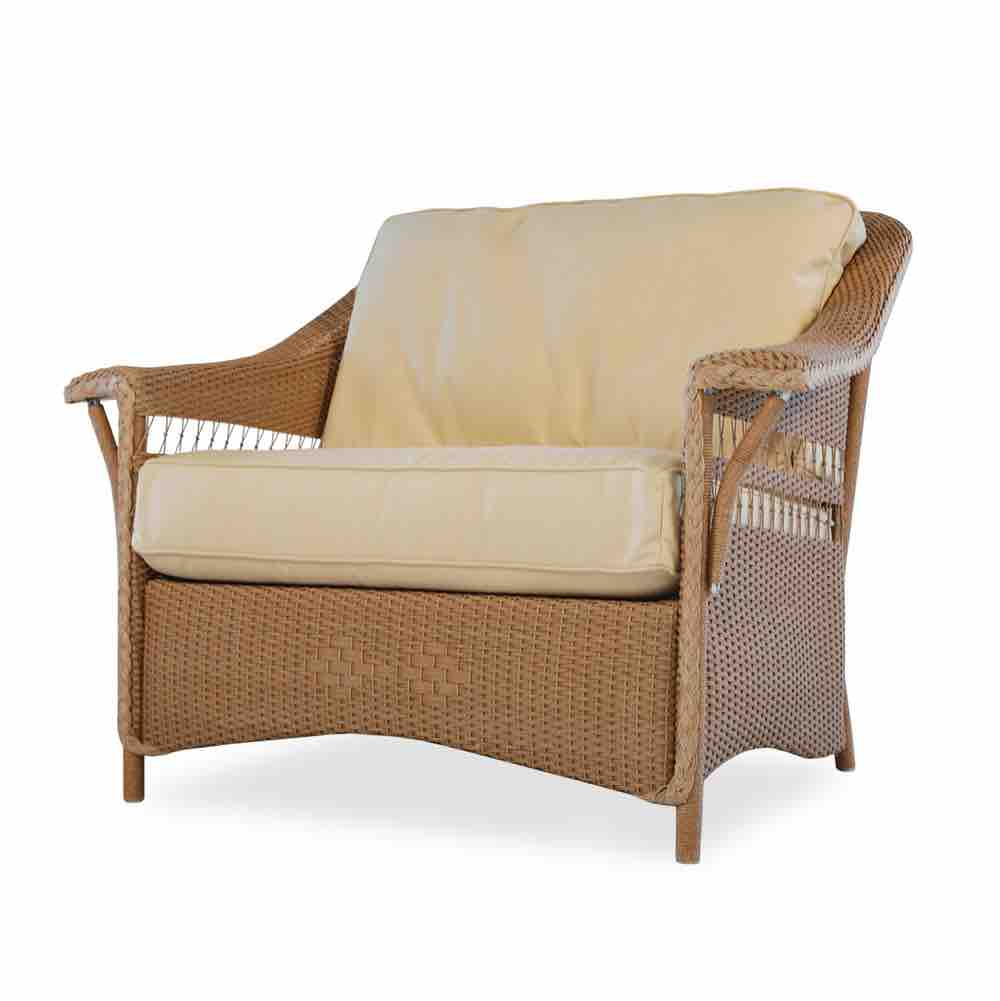 Lloyd Flanders Nantucket Chair & a Half