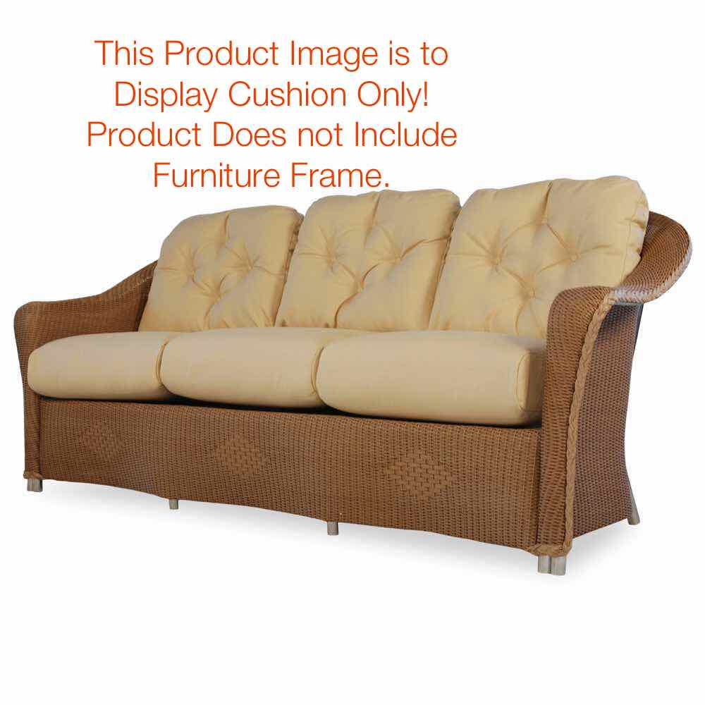 Replacement Cushion Set For Lloyd Flanders Reflections Lounge Sofa