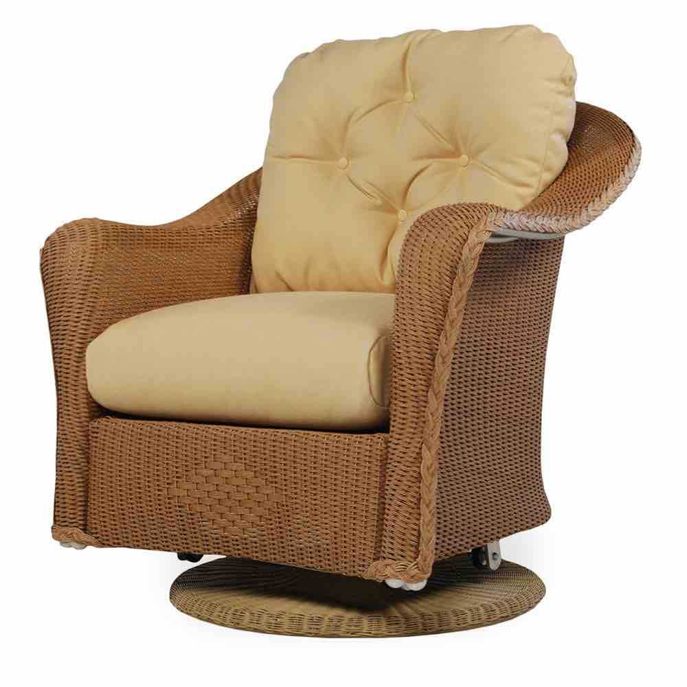 Lloyd Flanders Reflections Swivel Glider