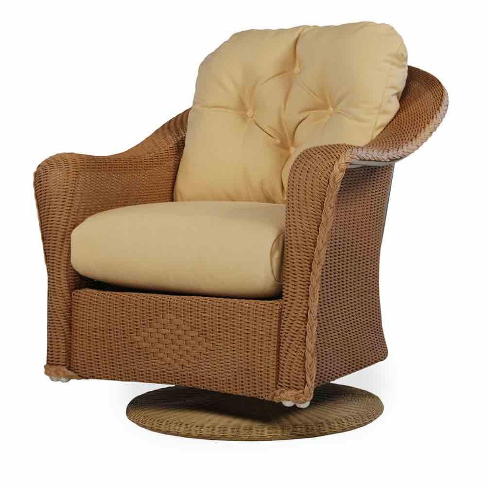 Lloyd Flanders Reflections Swivel Rocker Chair