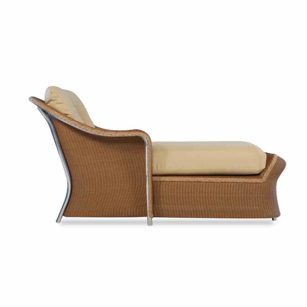 Lloyd Flanders Reflections Day Chaise