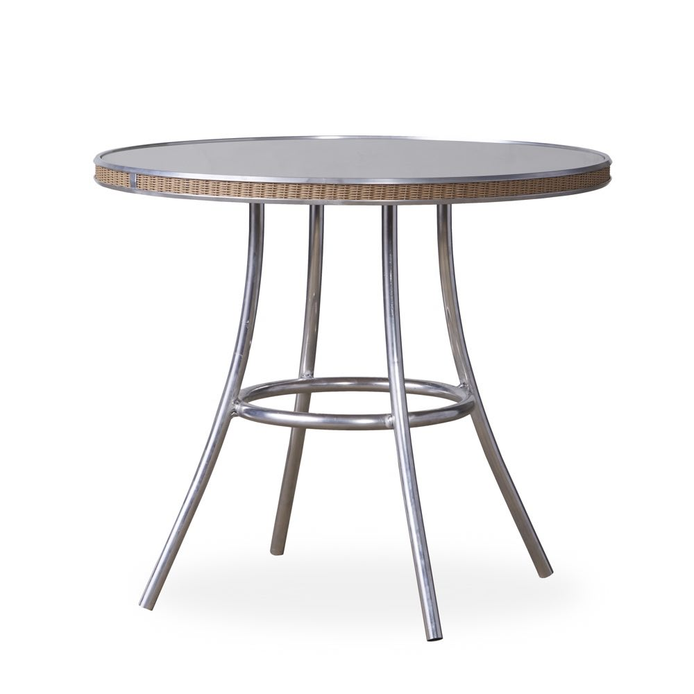 LLoyd Flanders Wicker Bistro Table
