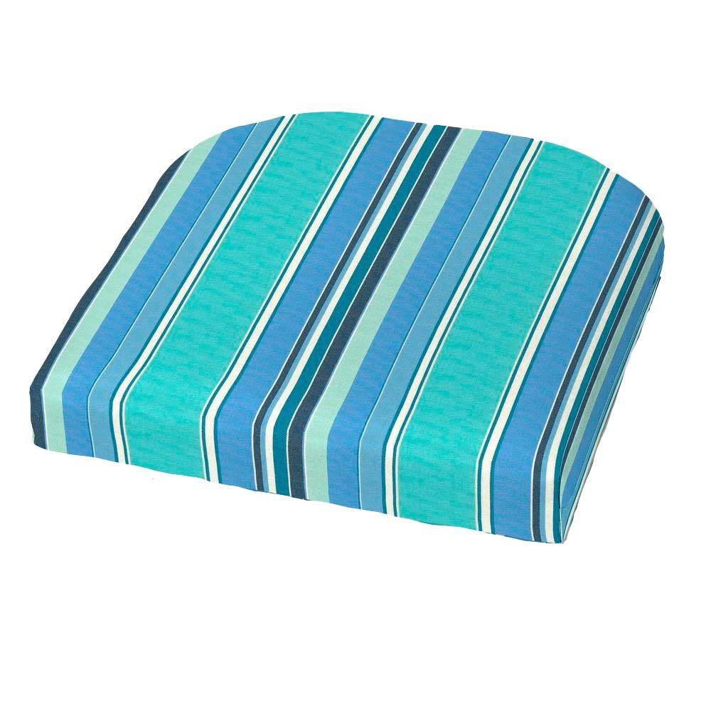 Solid Foam Outdoor Chair Cushions