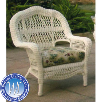 Nantucket Resin Arm Chair
