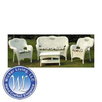 Savana Wicker Set