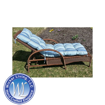 Pool Side Adjustable Chaise Lounge