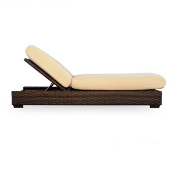 Lloyd Loom Contempo Outdoor Wicker Chaise Lounge