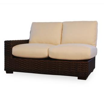Lloyd Flanders Contempo Sectional Outdoor Wicker Loveseat