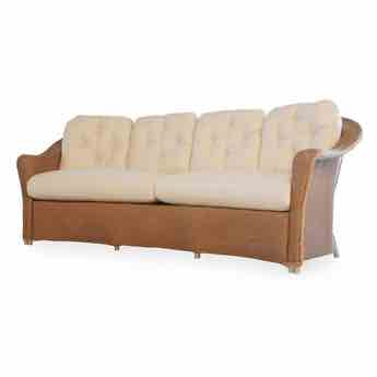 Lloyd Flanders Reflections Outdoor Wicker Sofa