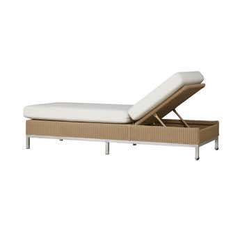 Lloyd Flanders Elements Pool Chaise Lounge With Adjustable Back