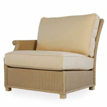 Lloyd Flanders Hamptons Right Arm Sectional Lounge Chair