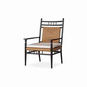 Lloyd Flanders Low Country All Weather Wicker Cushionless Lounge Chair