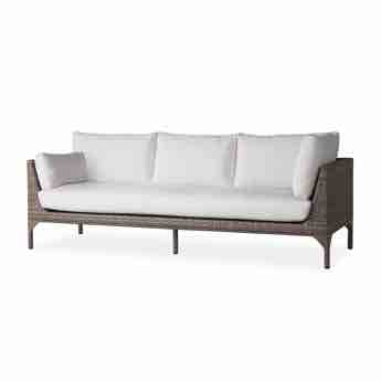 Lloyd Flanders Martinique Outdoor Wicker Sectional Sofa