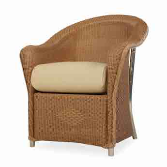 Lloyd Flanders Reflections Outdoor Wicker Dining Chair