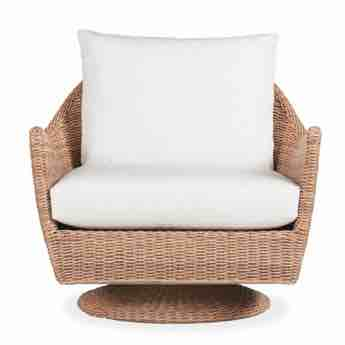 Lloyd Flanders Tobago Outdoor Wicker Seating Group