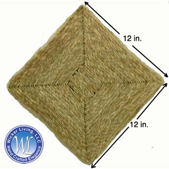 Sea Grass Carpet Square